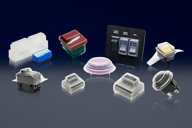 Crystal Switch Seals Specifications